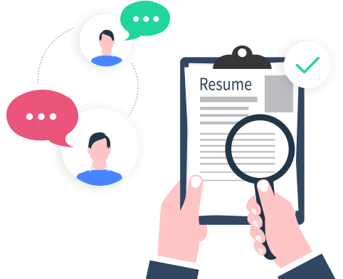 Resume check services